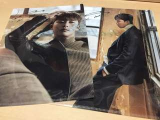 Park Seo Jun Official L-holder Set