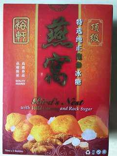 Bird's Nest with Wild Ginseng & Rock Sugar