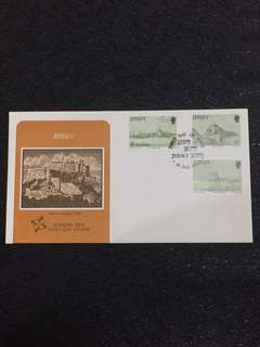 Jersey 1978 Europa FDC stamps