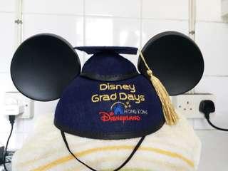 Disney畢業帽