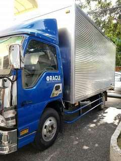Moving house /Condo moving truck rentals