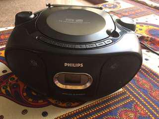 Philips CD Player MP3 Radio FM
