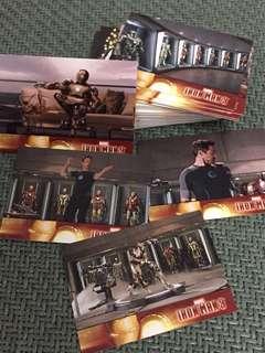 鐵甲奇俠電影第三集美國卡全套