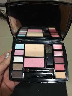 Authentic Chanel Travel Makeup Palette