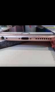 Apple Iphone 6s plus 128gb(Swap/Sale)