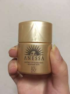 Anessa perfect uv sunscreen skincare milk spf 50+ pa++++