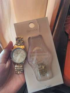Bershka Metalic Watch
