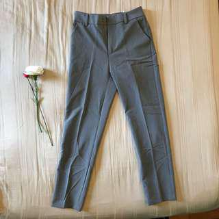 BNWT Grey tailored pants