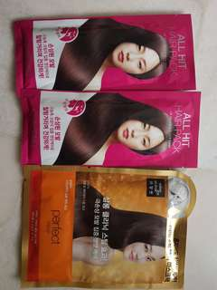 Miseen Scene hair pack