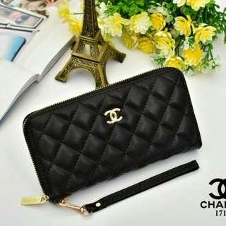 Dompet Chanel Zip 171