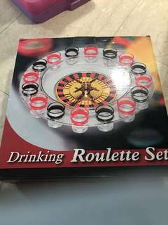 Party games - Drinking Roulette Set