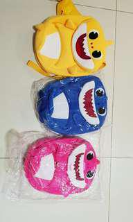 Baby shark high quality with baby leash strap