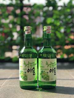 Soju Green Grape
