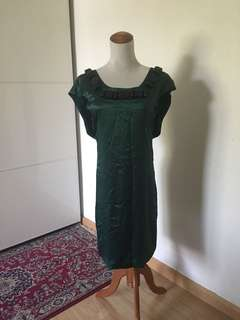 Emerald Short Dress