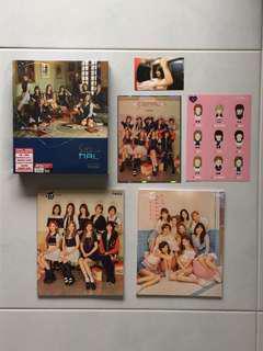 Twice Signal Thailand Edition with Momo photocard