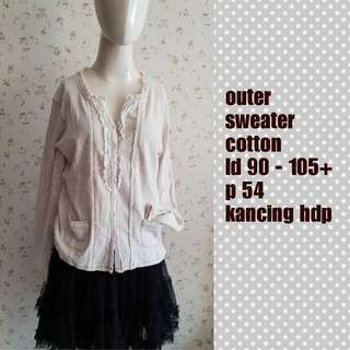 Outer sweater