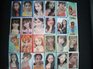 WTS WTT Twice Summer Nights Photocard