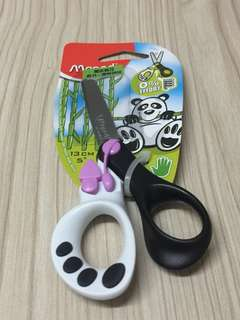 包郵 不議價 可愛熊貓剪刀