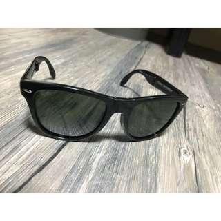 RAY BAN  雷鵬 4015 601。折疊太陽眼鏡