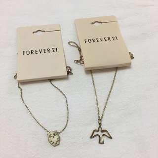 Forever21 項鍊