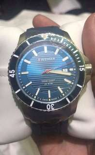 Wenger Swiss watch