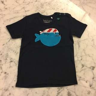 Fred's World shark top