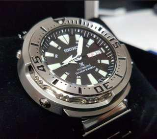 Seiko baby tuna watch 637