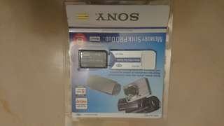 🚚 Sony 全新日本製8GB記憶卡