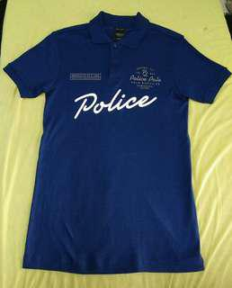 Police Basic Fit Polo