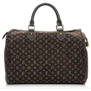 Louis vuitton minlin speedy 30