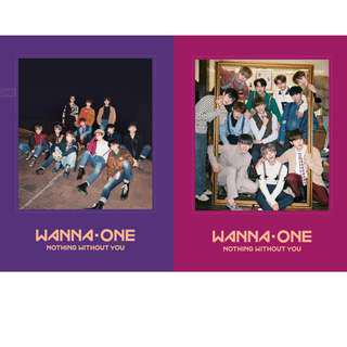 WANNA ONE - (1-1=0) Nothing Without You