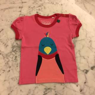 Fred's World pink top