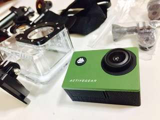 日本 Active Gear Full HD camera