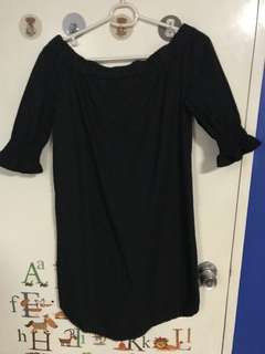 Cotton On Off Shoulder Dress