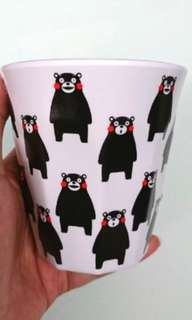 Kumamon  resin cup