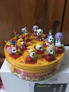 全家狗來運轉嘻哈年-糖果音樂盒
