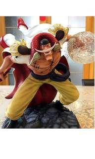 Whitebeard Edward Newgate Shirohige Figure One Piece