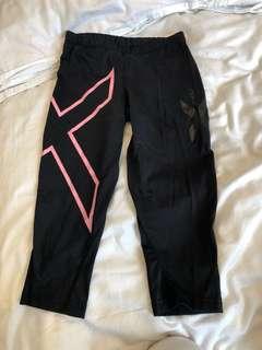 2xu 3/4 compression tights