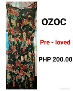 OZOC PRELOVED PHP 200.00