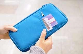 Multi-function Passport Documents Travel Bag
