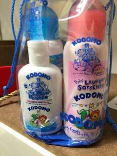 Kodomo Travel Pack