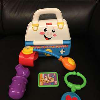 Fisherprice laugh and learn singalong Med kit