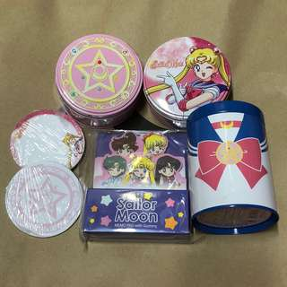 SAILOR MOON 美少女戰士 set