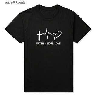 Faith, Hope and Love shirt