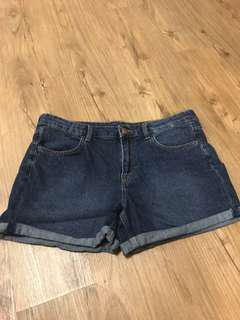 Brand new H&M short jeans without tag
