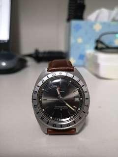 Rare Vintage Seiko 6117-8000