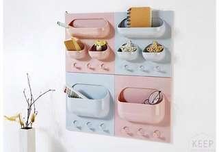 🚚 Wall Storage Organiser