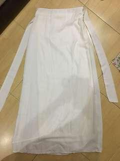 White Skirt MC VOGUE