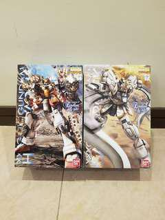 <National Day Dales> Gundam Heavyarm + Sandrock