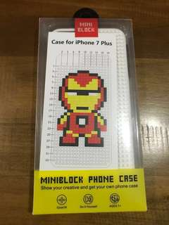 IPhone 7+/8+ Marval Ironman Nano block Casing